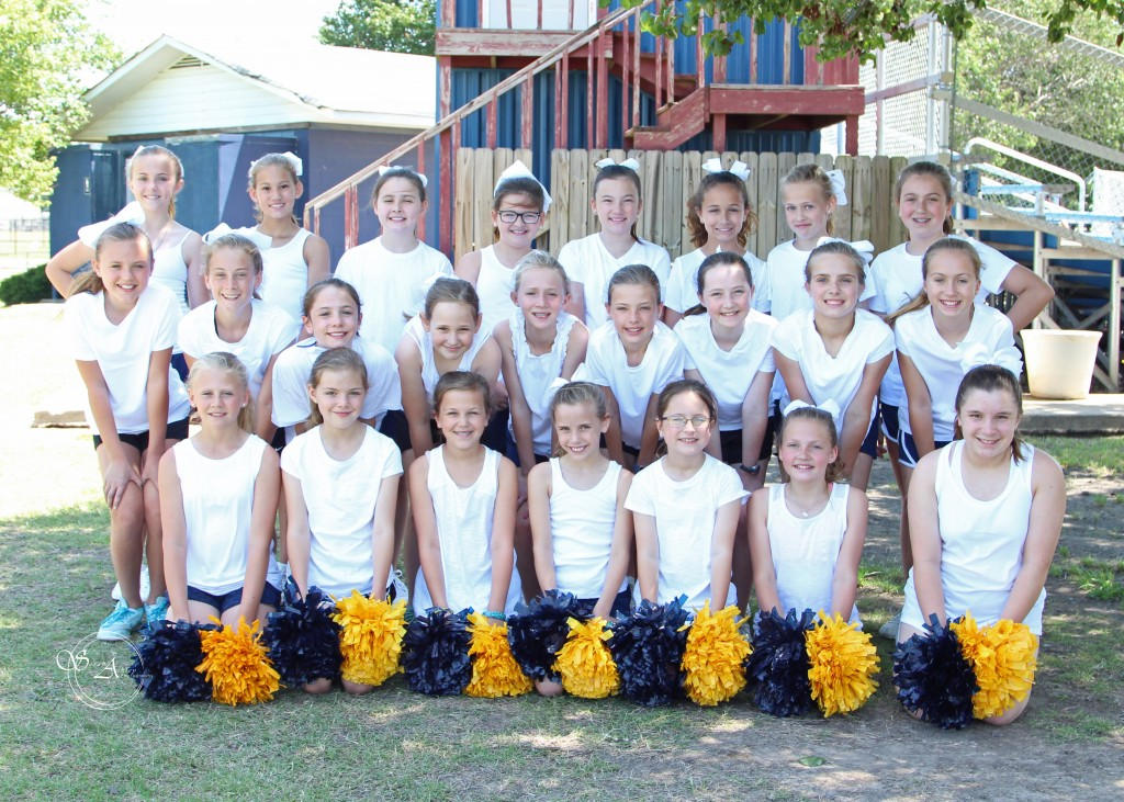 5th-6th grade pep squad